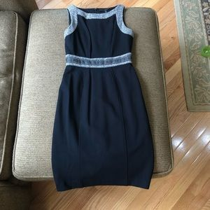 White House black market whbm 00P black dress